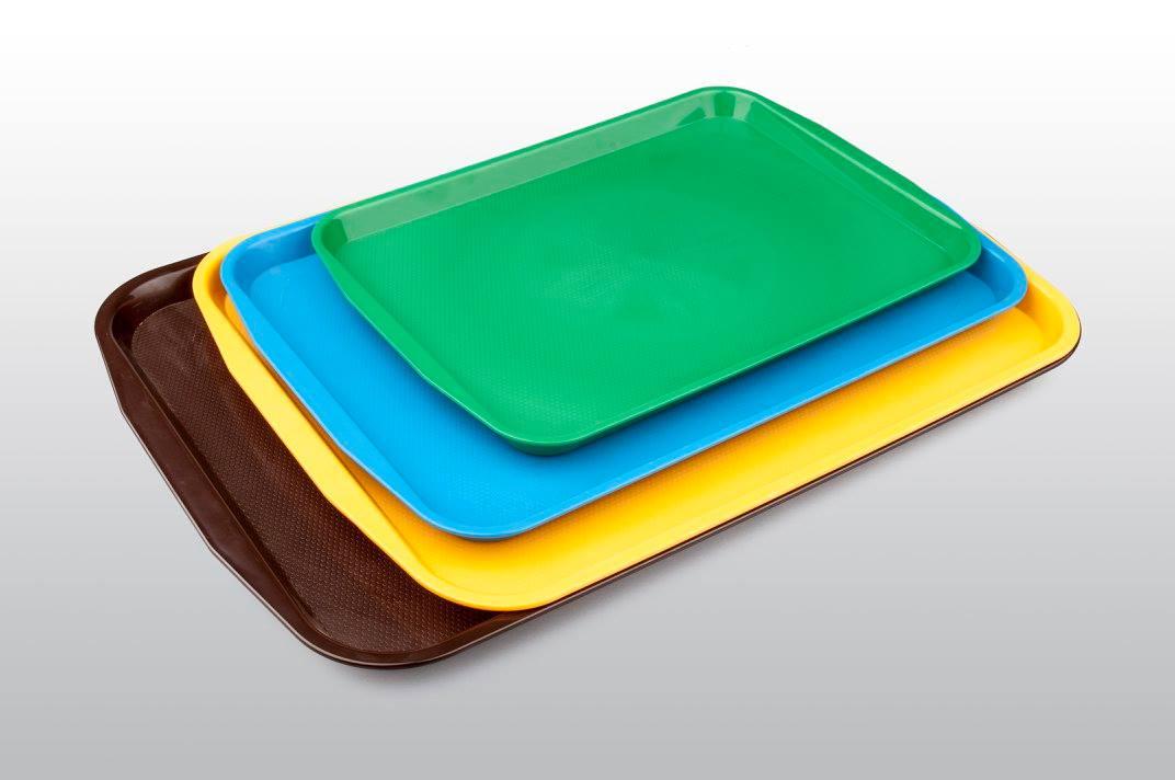Plastbrickor